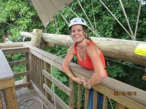 High Ropes Challenge Courses