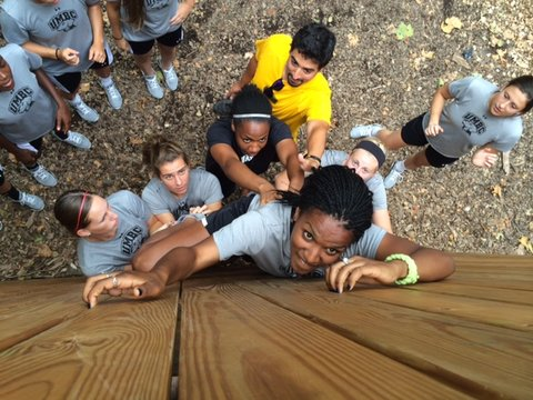 Leaders Challenge Course