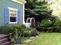 Front Yard Cottage Garden - Terrascapes