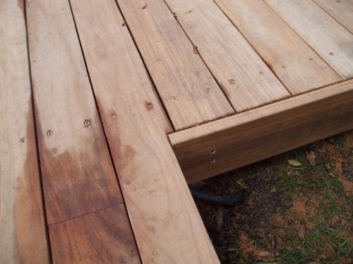 Realiser Les Finition Peripheriques De Ma Terrasse Bois