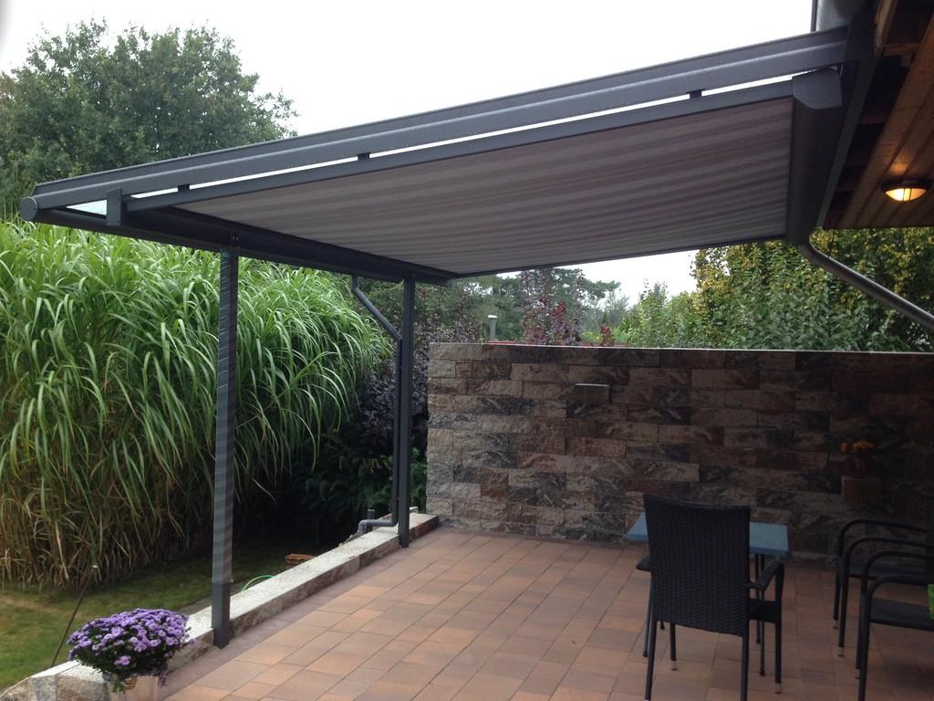 Markisen Und Beschattungstechnik Für Terrassendächer