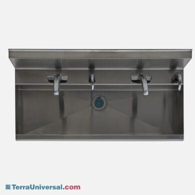 biosafe ada wall mount cleanroom and laboratory sinks