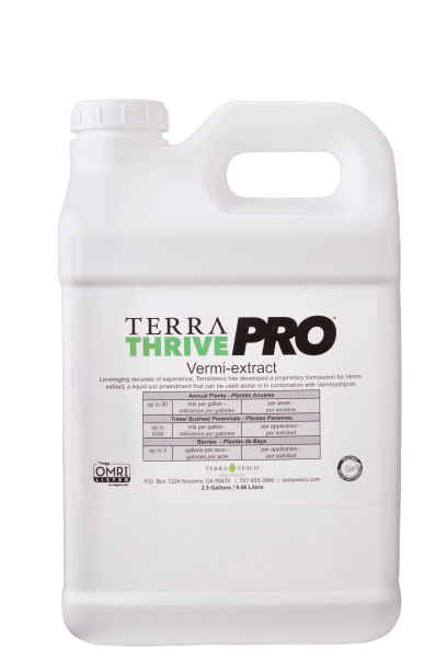 , Shop Retail Products, TerraVesco