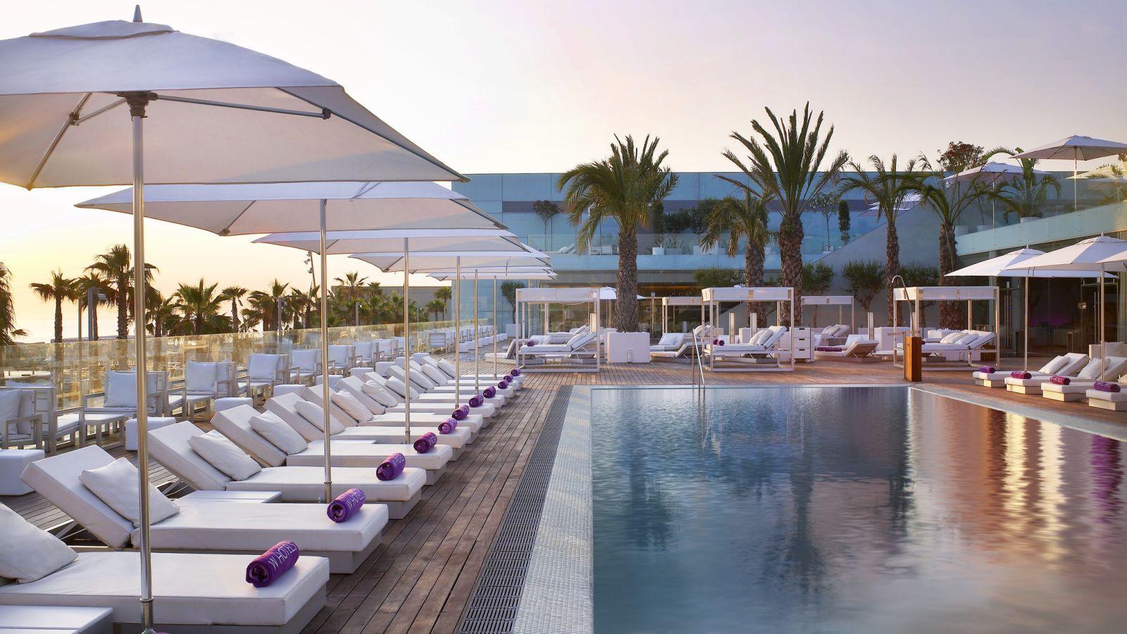 Las mejores terrazas de hotel en Barcelona 2018  Terrazeo