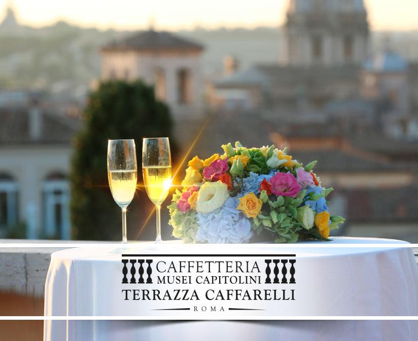 Terrazza Caffarelli Roma  Aperitivo con vista Ecco a voi Terrazza Caffarelli