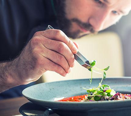 Terrazza Gallia Chef