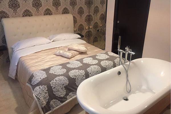 Positano_Suite  Terrazza Partenopea Bed and Breakfast