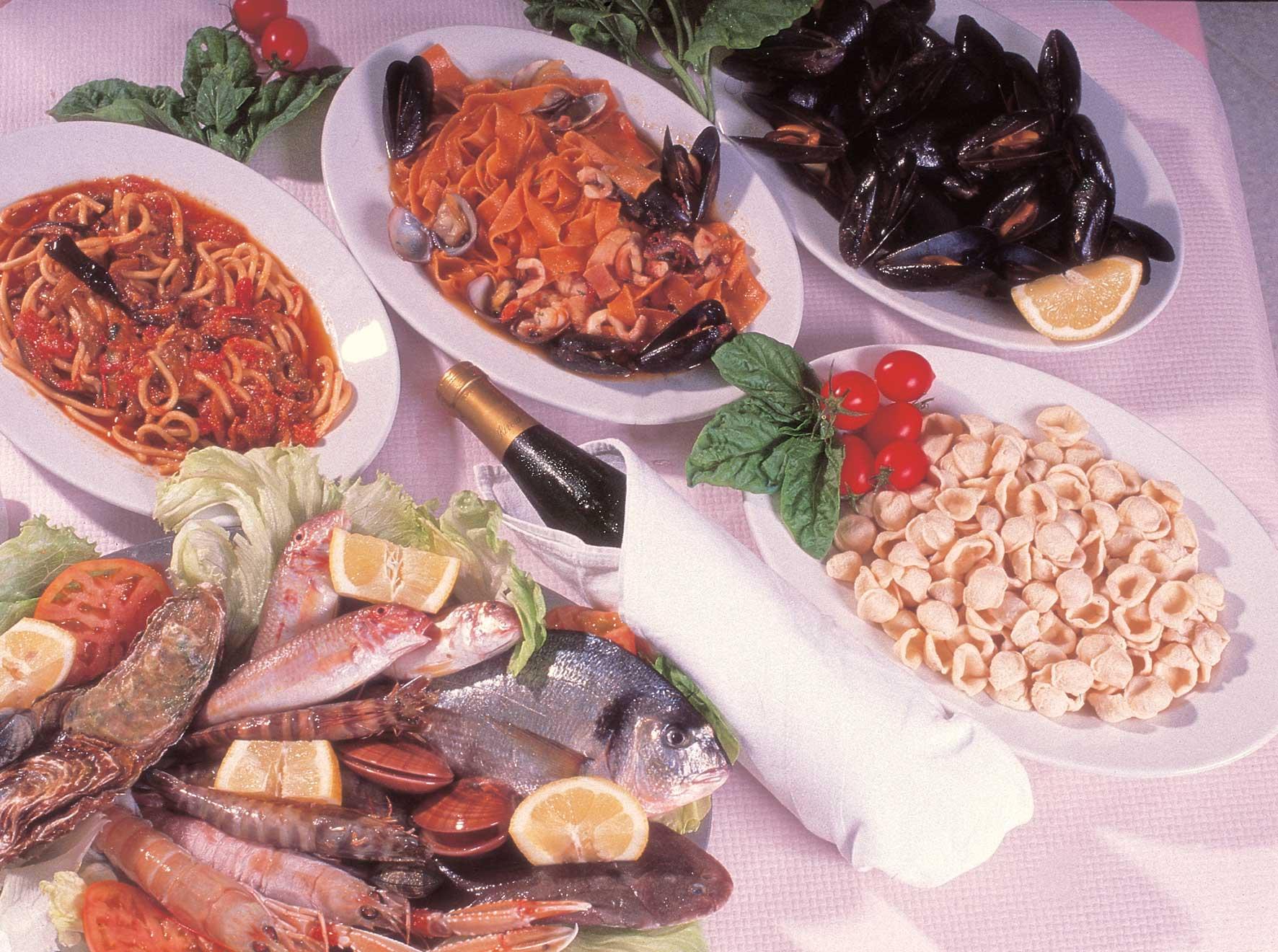 Ristorante e Pizzeria Terrazza sul mare Vieste Gargano