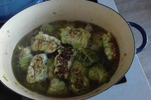 image plat principal crok midi du 20 avril choux farcis aux légumes