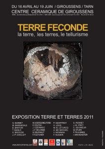affiche 4 | Terre et Terres | Exposition | Exposition 2011 Terre Féconde | Article | Terre et Terres | 23 juillet 2017