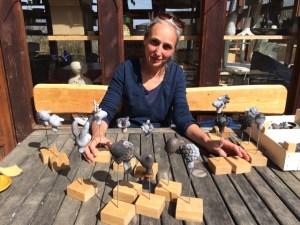 Portrait Hilde Segers   Hilde Segers   Hilde Segers   Atelier   Terre et Terres   14 janvier 2020