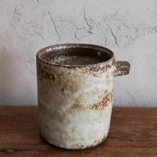 tasse a cafe t noire | Sylvie Delphaut | tasse à café expresso en grès noir | Produit | 18,00€ | 6155 | Sylvie DELPHAUT | Terre et Terres | 10 décembre 2020