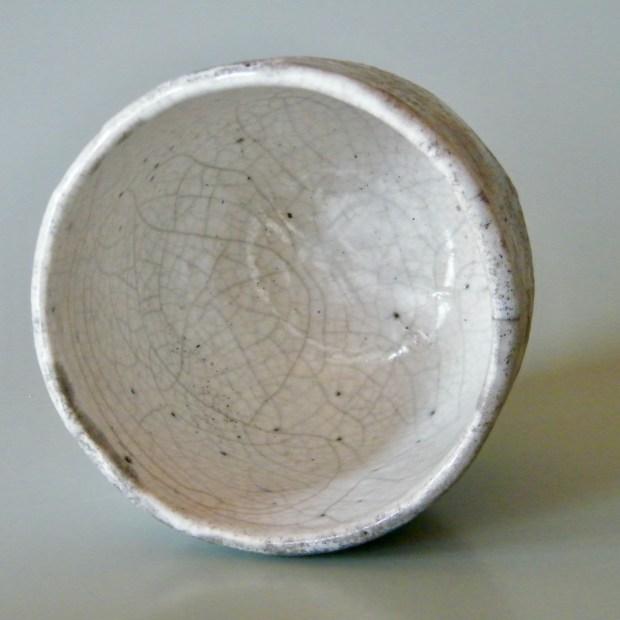 92 4   Jean-François Delorme   BOL   Produit   90,00€   7375   Bol modelé en grès blanc chamotté, cuisson raku.   jean-françois delorme   Terre et Terres   11 décembre 2020
