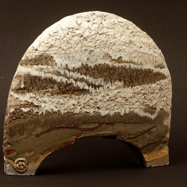 P 9767 | Sylviane Perret | Taïga | Produit | 380,00€ | 7517 | Sculpture en grès émaillé | Sylviane Perret - Atelier Céramique de Saint-Amans | Terre et Terres | 20 septembre 2021