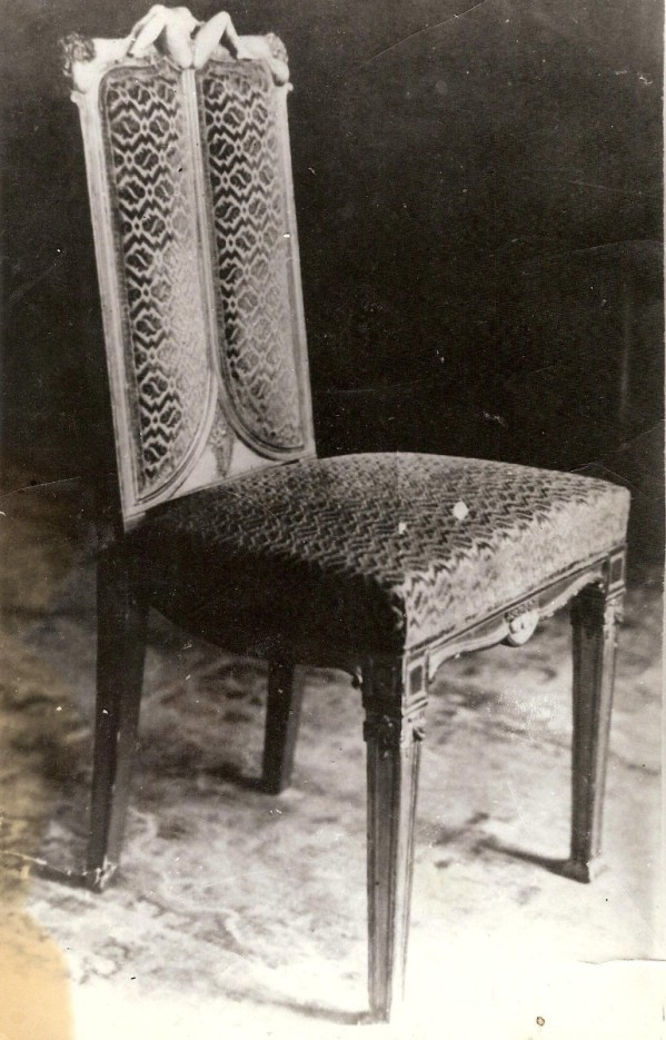 Le cabinet rotique de Catherine II  Terre Meuble