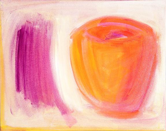 """Identity""  (c)2012, Acrylic on Canvas, 20″ x 16″"