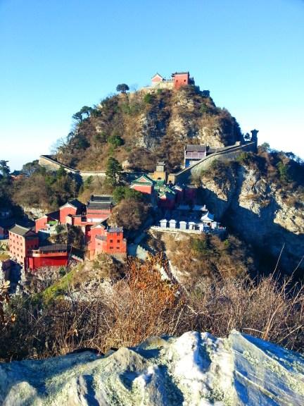 Temple Taoïste au Wudang