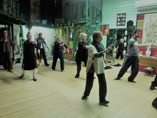 Cours de Qigong et arts martiaux