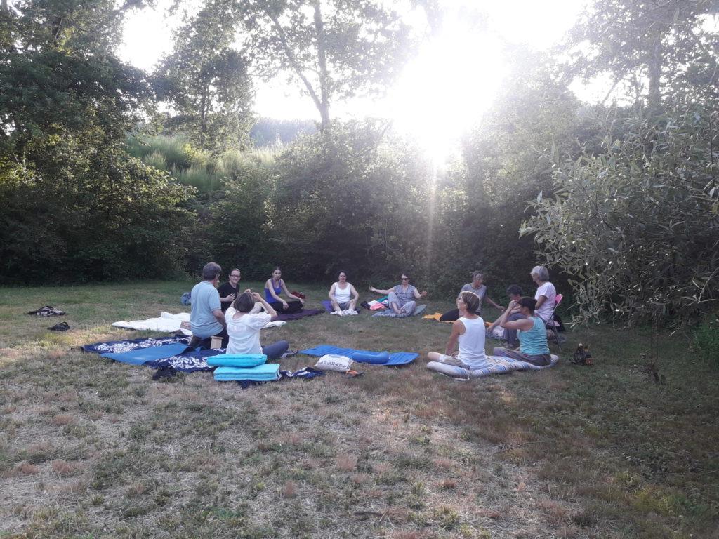 Stage d'été - La méditation