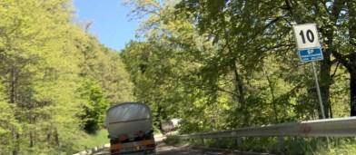 Trasporto rifiuti petroliferi in Basilicata