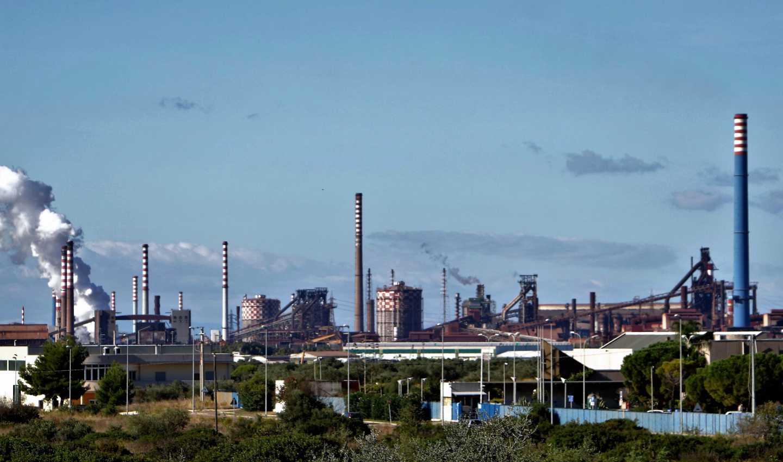 Ilva di Taranto e parchi minerali Ilva