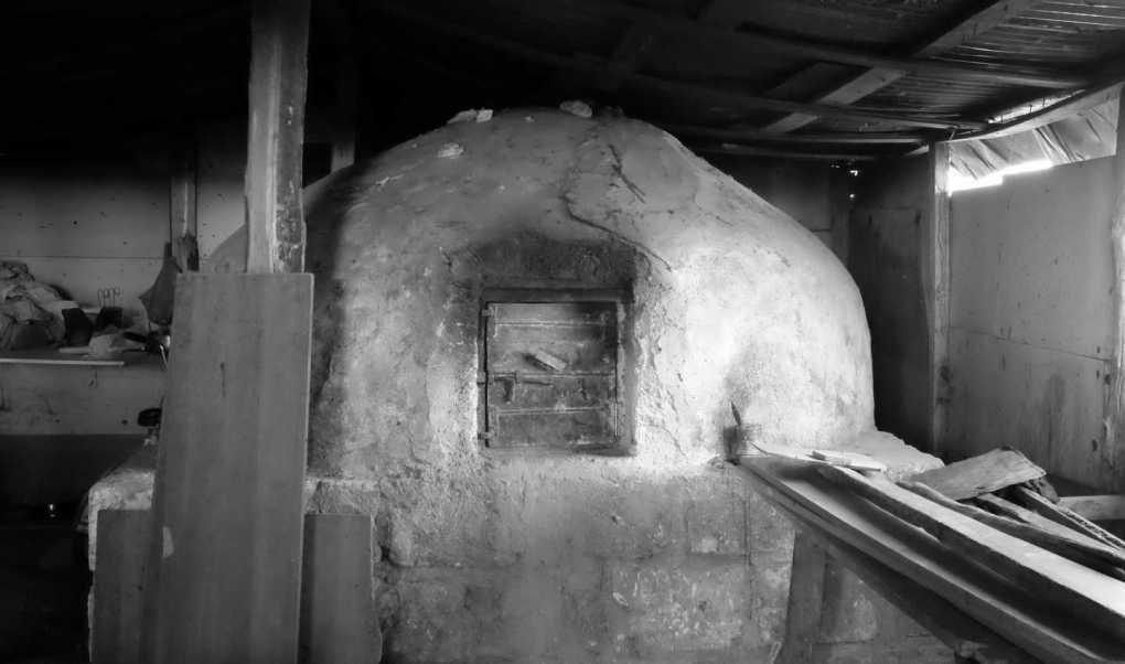 Il forno dei senegalesi, Leonardo Palmisano
