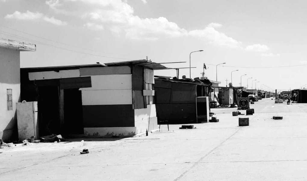 Nel ghetto di Borgo Mezzanone, Foggia