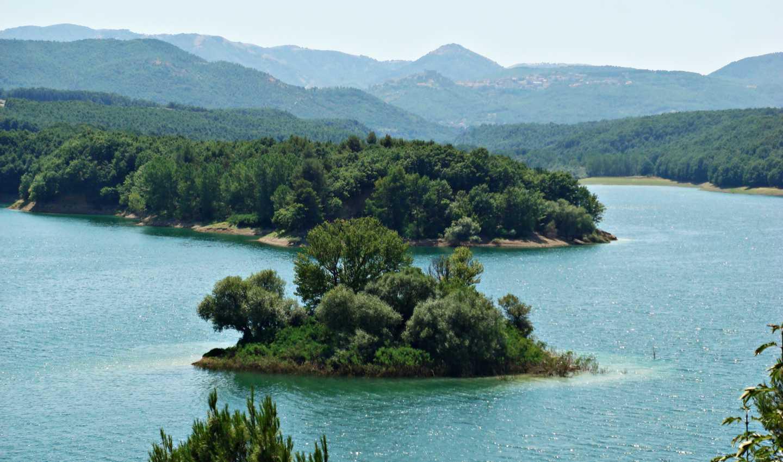 Lago del Pertusillo, Basilicata