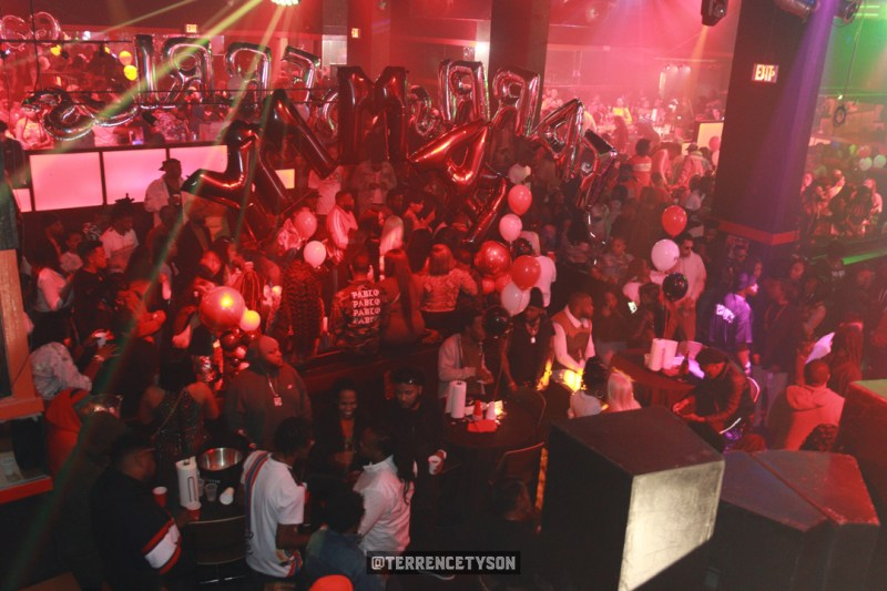 Club Crowd Onyx Jacksonville, FL