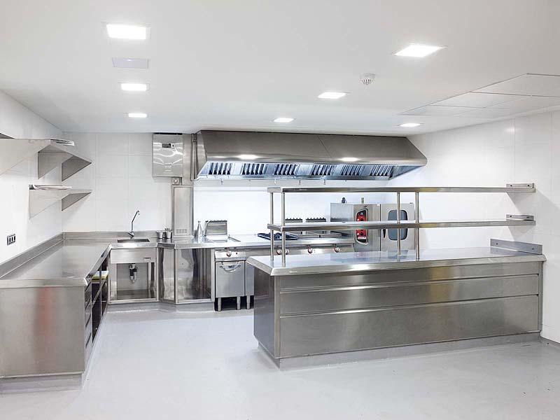 Cucine industriali Brianza  Arredamento Pasticcerie