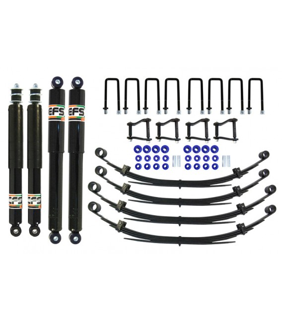 Kit suspension EFS de todo terreno Suzuki Samurai