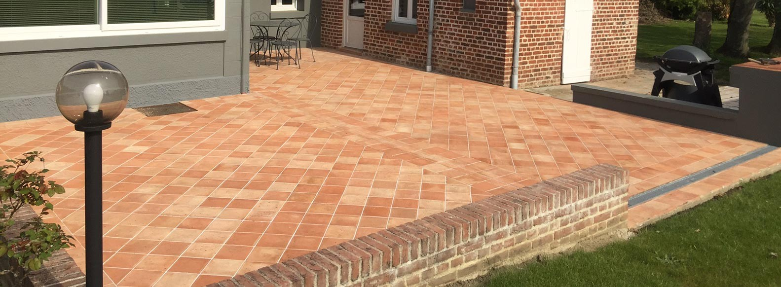 terracotta floor tile for outdoor