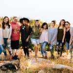 Groupe adolescentes