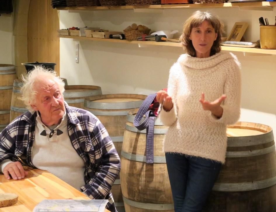 Atelier Écriture et vin, Clos de la Bonnette
