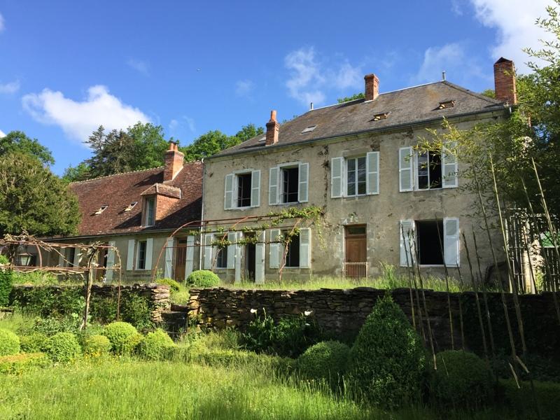 BAISSE DE PRIX  MAISON DE MAITRE 18EM A VENDRE SUD BERRY CREUSE  Terres  Demeures de France