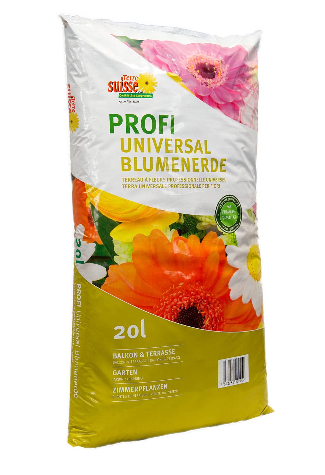 Universal Blumenerde 20l kaufen in Feldkirch  Vorarlberg
