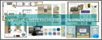 Virtual Interior Design Process  Terri Davis Art & Design