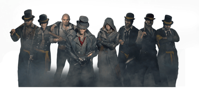 gang assassin's creed syndicate
