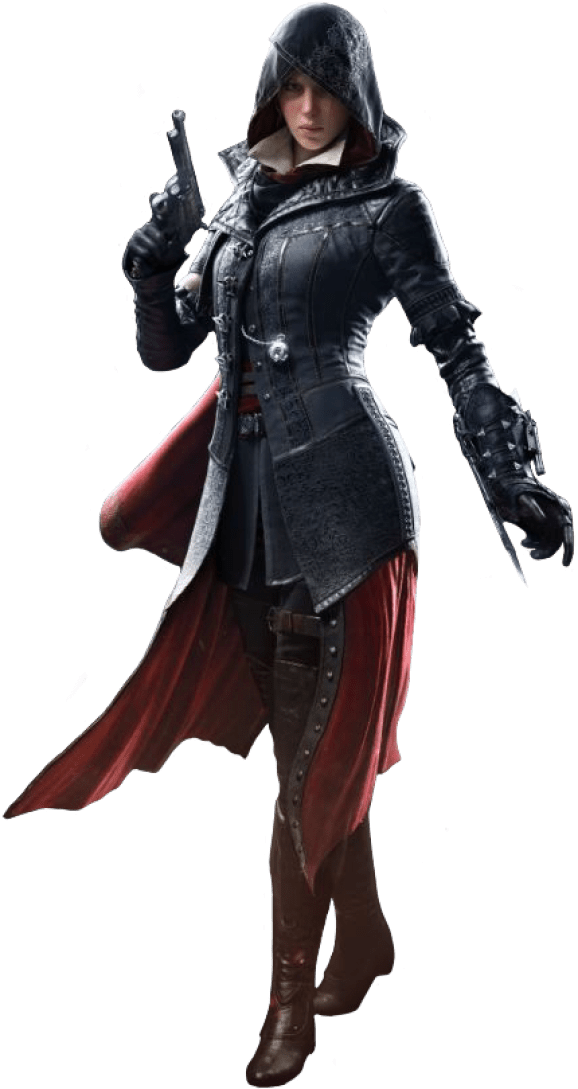 Evie Frye Assassin's Creed Syndicate