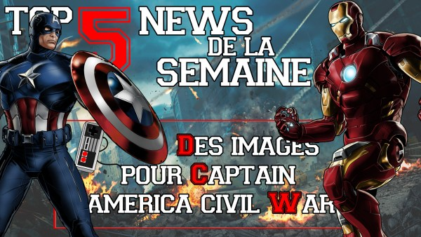 Top 5 News De la Semaine #4