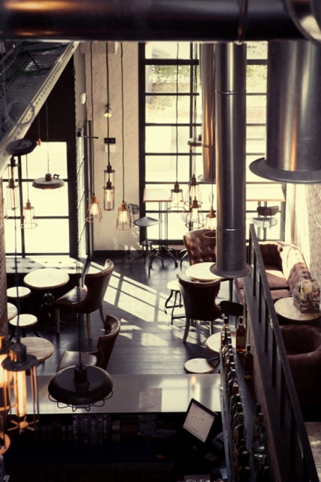 mobiliario de bar Marshall & Co
