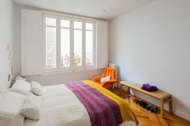 casa acogedora y familiar.dormitorio