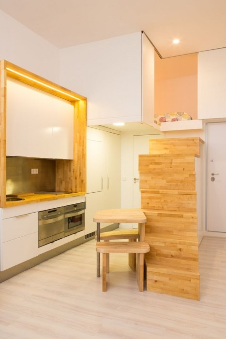 zurita1.lofts en madrid. beriot bernardini