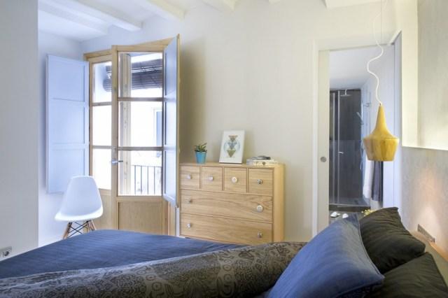 San Agustín el Viejo. dormitorio vista 3