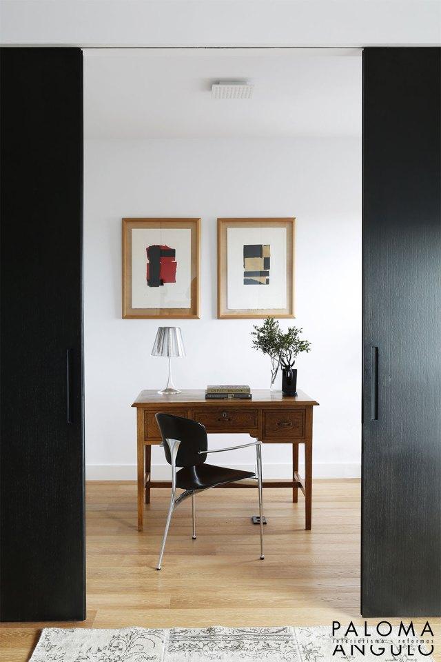 reformar una vivienda en Madrid con despacho abierto