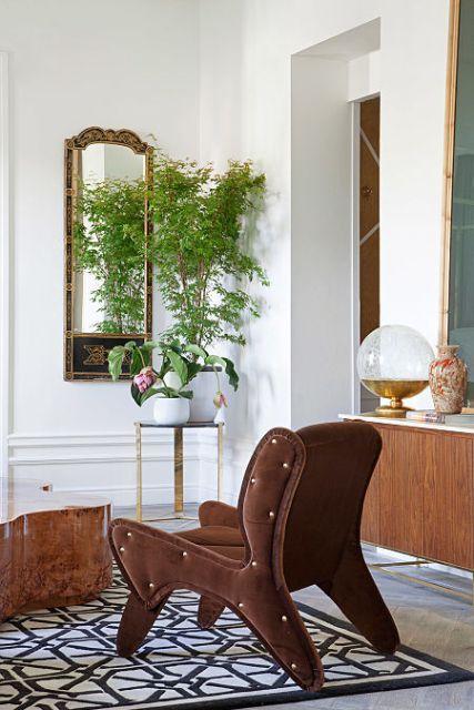 Decoradores de interiores. Salón de Beatriz Silveira