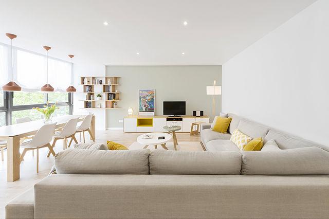 muebles de salón comedor para decorar una casa