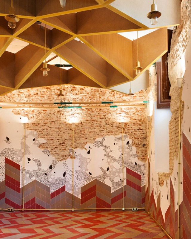 auditorio de Izaskun Chinchilla en Casa Decor 2017