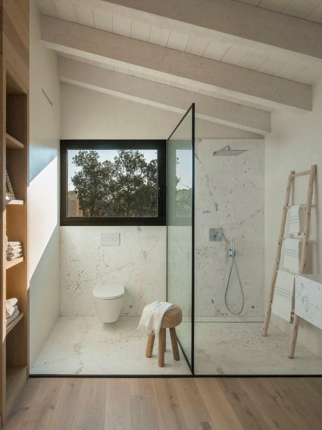 Arquitectura y diseño de baños