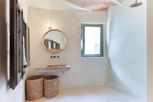 Reforma interior de baño